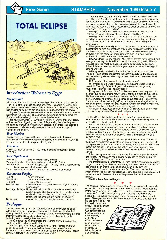 STampede - Issue 7