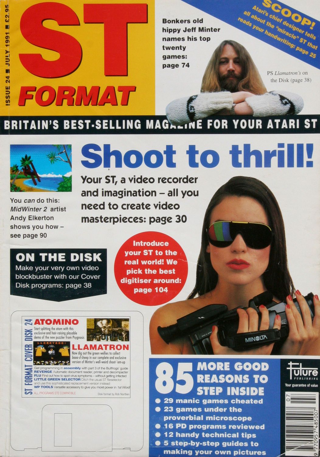 ST Format - Issue 24